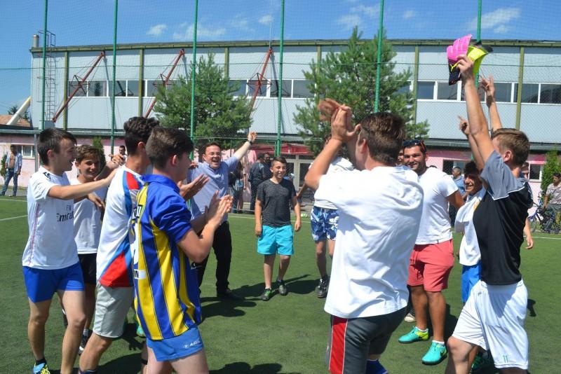 Ifjúsági focibajnokság - Mezőbánd