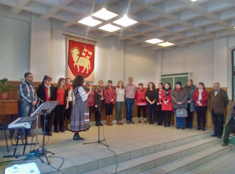 Diakónia - Karácsonyi együttlét
