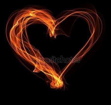 Perzselő tűz a szívemben!
